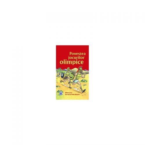 Povestea jocurilor olimpice (ed. tiparita)