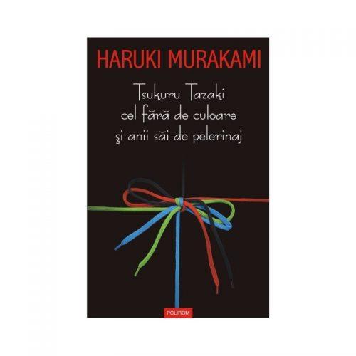 Tsukuru Tazaki cel fara de culoare si anii sai de perelinaj
