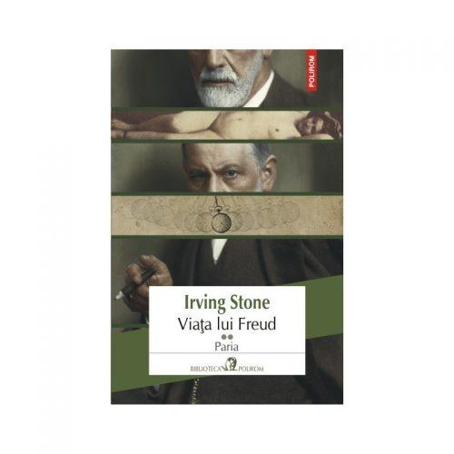 Viata lui Freud. Paria volumul II