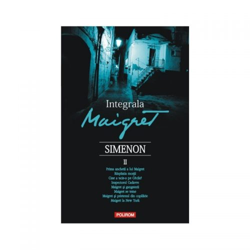 Integrala Maigret Vol. II