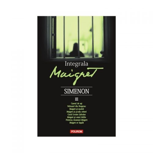 Integrala Maigret Vol. III