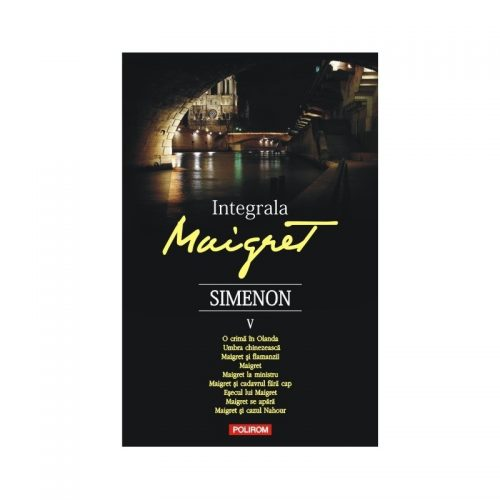 Integrala Maigret Vol. V