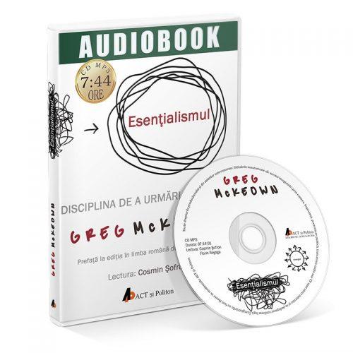Esentialismul. Disciplina de a urmari mai putin (audiobook)
