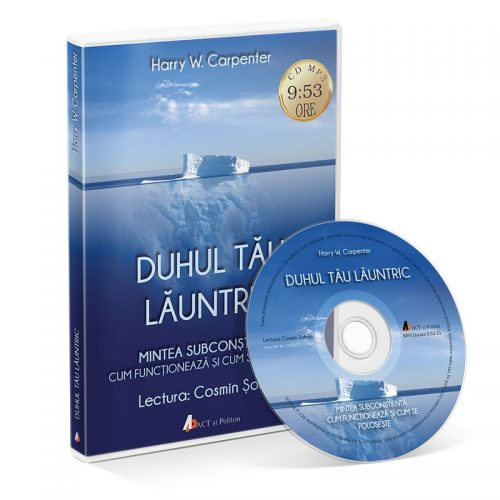 Duhul tau launtric. Mintea subconstienta (audiobook, CD mp3)