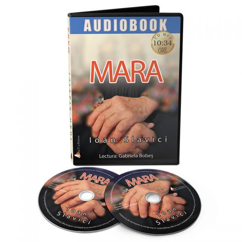 Mara (audiobook, CD mp3)