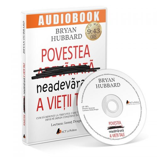 Povestea neadevarata a vietii tale (audiobook, CD mp3)