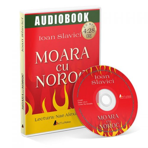 Moara cu noroc (audiobook, CD mp3)